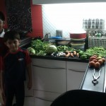 I have shifted to Organic Farm produce for my Kids