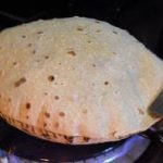 Mom why is your roti different, thick and not so round